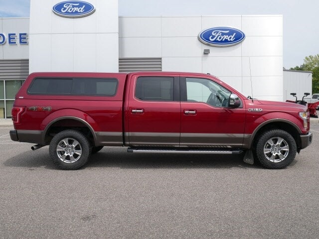 Used 2016 Ford F-150 XL with VIN 1FTFW1EF4GFD55725 for sale in Annandale, Minnesota