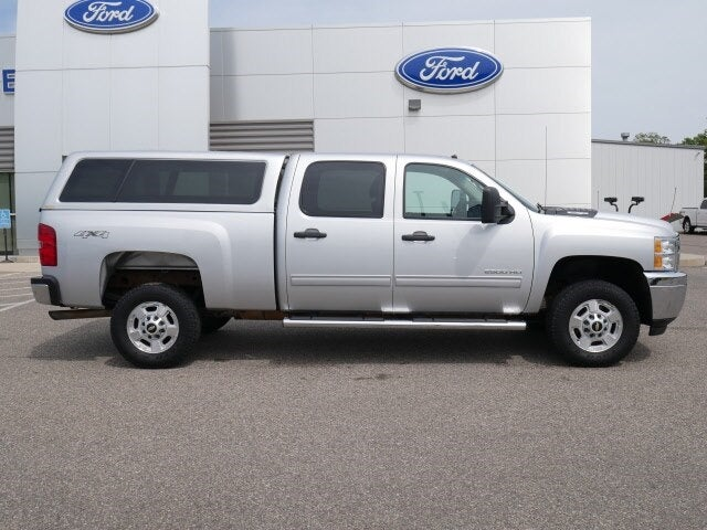 Used 2013 Chevrolet Silverado 2500HD LT with VIN 1GC1KXCG4DF240364 for sale in Annandale, Minnesota