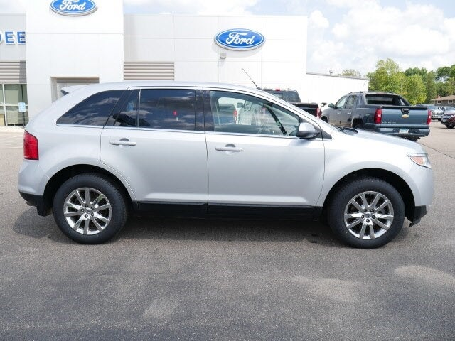 Used 2014 Ford Edge Limited with VIN 2FMDK4KC9EBA75128 for sale in Annandale, Minnesota