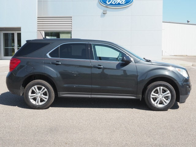 Used 2014 Chevrolet Equinox LS with VIN 2GNALAEK7E6211424 for sale in Annandale, Minnesota