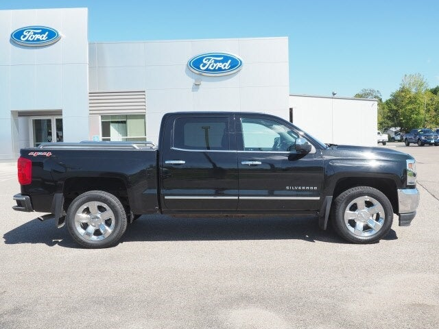 Used 2016 Chevrolet Silverado 1500 LTZ with VIN 3GCUKSEC0GG306258 for sale in Annandale, Minnesota